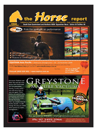 Horse Report, Equestrian News, advertising, Horse Trainers, Vet Farrier, Horse Stud and Breeding